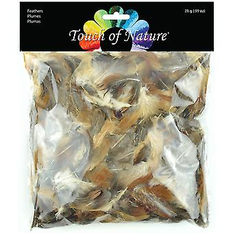 Big Value Pack Feathers Natural 28 Grams Bvp 39917