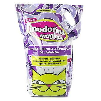 Inodorina Lavender Magique 2.5kg (Cats , Grooming & Wellbeing , Cat Litter)