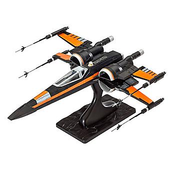 Revell X-Wing fighter Poe (Toys , Constructions , Vehicles)