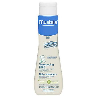Mustela Baby Shampoo 500 Ml (Children , Hair , Shampoo)