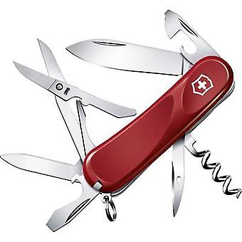 Swiss army knife No. of functions 14 Victorinox Evolution