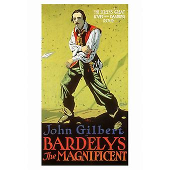 Bardelys the Magnificent Movie Poster Print (27 x 40)