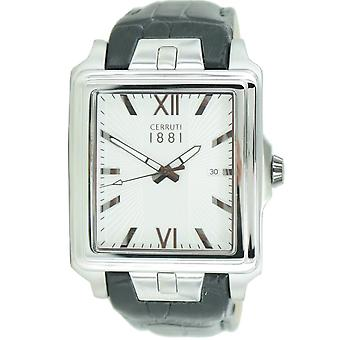 Cerruti 1881 mens watch wristwatch Urbino CRC015A212C