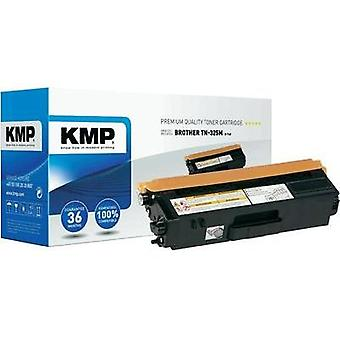 KMP Toner cartridge replaced Brother TN-325M Compatible Magenta 3500 pages B-T40