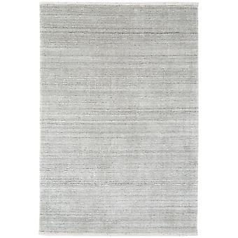 Soka Natural Hand Woven Wool & Viscose Rug