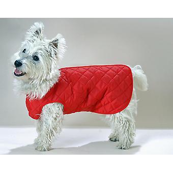 Quilted Stepinsuit Red 66cm (26