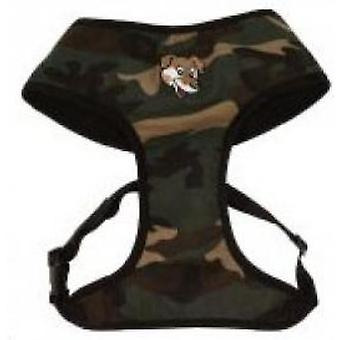 Doggy Things Harness Camouflage (Dogs , Walking Accessories , Harnesses)