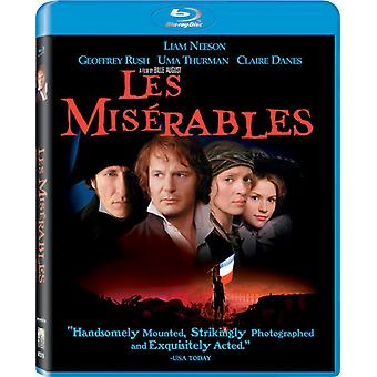 Les Miserables [Includes Digital Copy] [Ultraviolet] [Blu-ray] [BLU-RAY] USA import