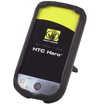 Body Glove Elements Snap-On Case for HTC Hero (Black)
