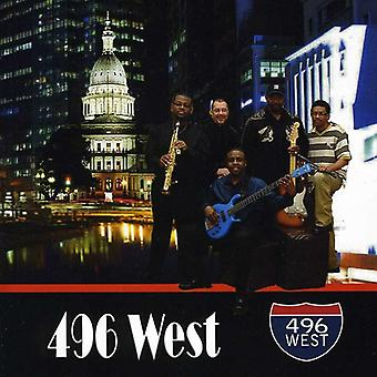 496 West - 496 vest [DVD] USA importere