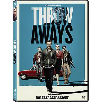 Throwaways [DVD] USA import