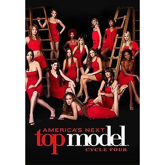 America's Next Top Model - cyklus 4 [DVD] USA import