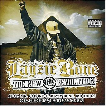 Layzie knogle - ny Revolution [CD] USA import