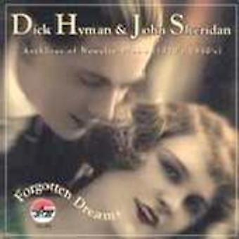 Hyman/Sheridan - glemt drømme [CD] USA import