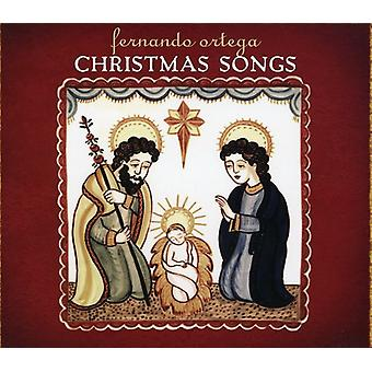 Fernando Ortega - Christmas Songs [CD] USA import