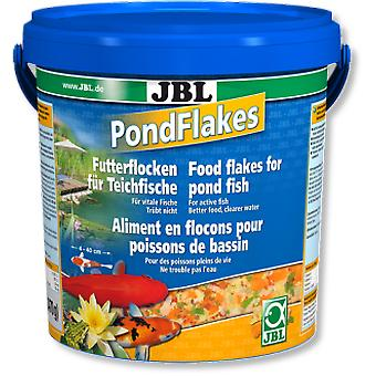 JBL POND FLAKES (Peces , Estanques , Comida)