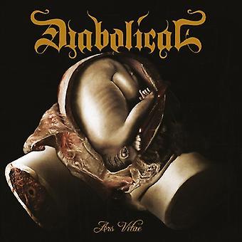 Diabolical - Ars Vitae [CD] USA import