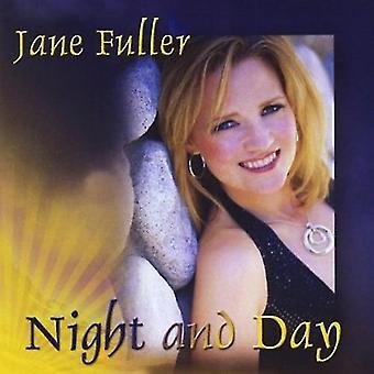 Jane Fuller - Night & Day [CD] USA import