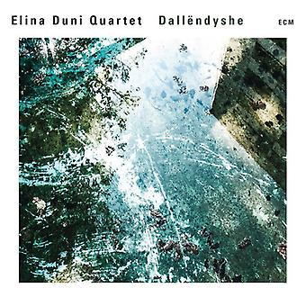 Elian Duni - Dallendyshe [CD] USA import