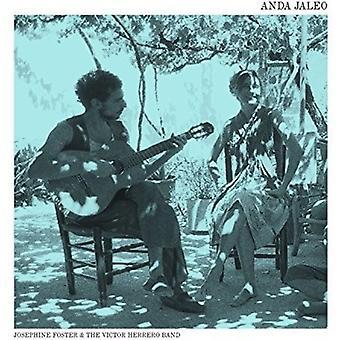 Josephine Foster & Victor Herrero B - Anda Jaleo/Perlas [CD] USA importerer