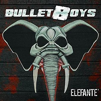 Bulletboys - Elefant? [CD] USA import