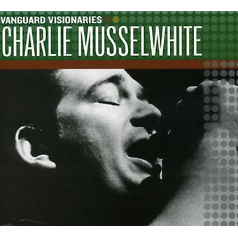 Charlie Musselwhite - Vanguard Visionaries [CD] USA import