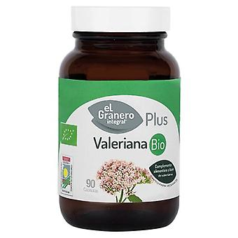 El Granero Integral Bio valerian, 500 Mg 90 Capsules (Dietetics and nutrition)