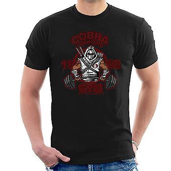 Cobra kommando Gym GI Joe Storm Shadow mænd T-Shirt