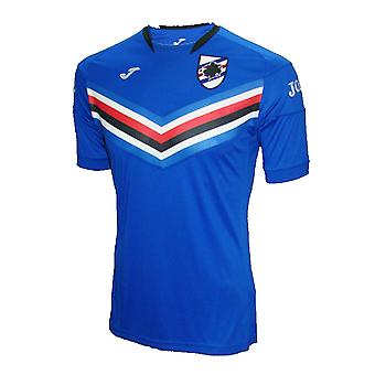 2017-2018 Sampdoria Joma Training Shirt (Royal)