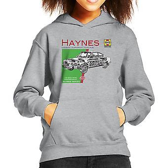 Haynes Owners Workshop Manual 0303 Skoda 110R Kid's Hooded Sweatshirt