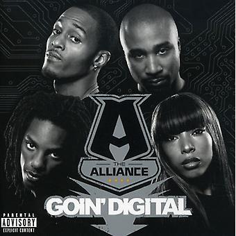 Alliance - Goin Digital [CD] USA import
