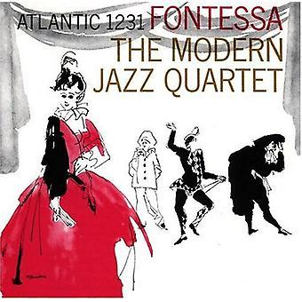 Modern Jazz Quartet - Fontessa [CD] USA import