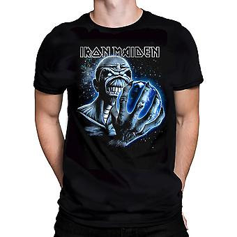 BORN2ROCK - IRON MAIDEN A DIFFERENT WORLD - T-Shirt
