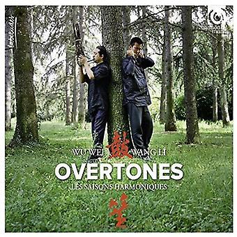 Wu Wei - Overtones - Les Saisons Harmoniques [CD] USA import