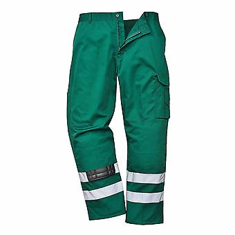 Portwest - Iona Workwear Trouser - HiVis Tape