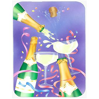 Celebrate New Years Toast Mouse Pad, Hot Pad or Trivet