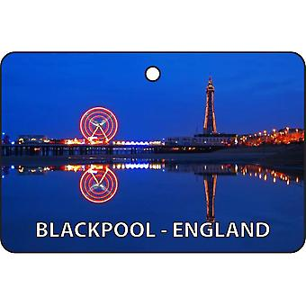 Blackpool - England Car Air Freshener
