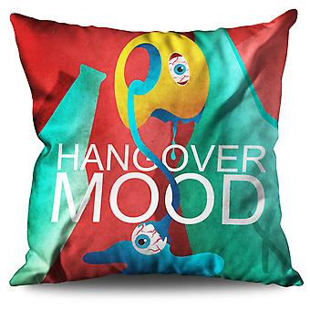 Weird Hangover Cool Linen Cushion Weird Hangover Cool | Wellcoda