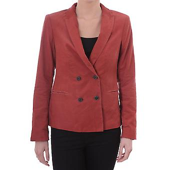 Maison Scotch Womens Double Breasted Blazer
