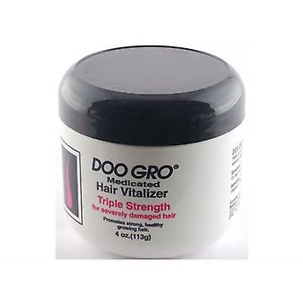 Doo Gro Triple Strength Medicated Hair Vitalizer 113g
