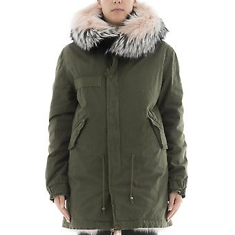 Mr. & Mrs. Italy ladies PM392SC39XPFRAI9116 green other materials jacket