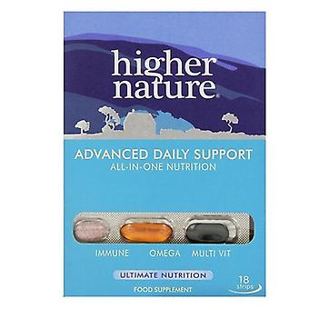 Higher Nature Advanced Daily Support 18 blister