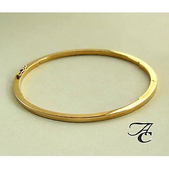 Golden slave bracelet Atelier Christian