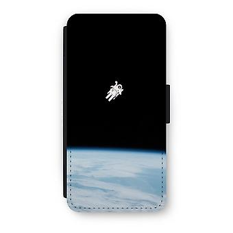 iPhone 6/6s Flip Case - Alone in Space