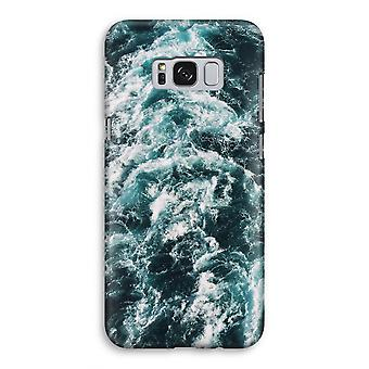Samsung Galaxy S8 fullt ut fallet - Ocean Wave