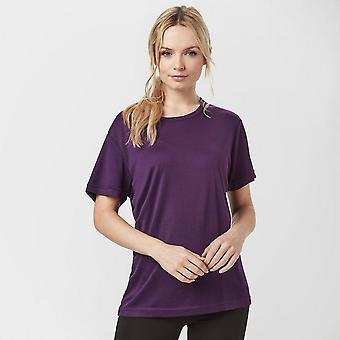 Purple Peter Storm Women's Thermal Crew T-shirt