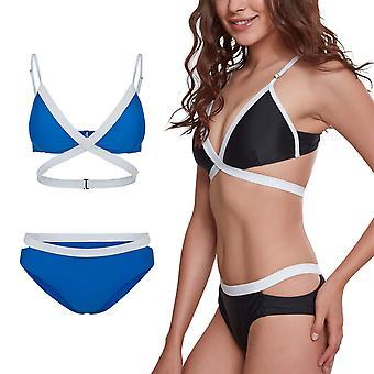 Urban Classics Ladies - CONTRAST Swimwear Sommer Bikini