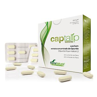 Soria Natural Captalit Tablets 28 Tablets 650 mg (Diet , Supplements)