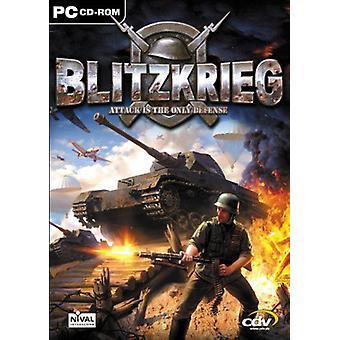 Blitzkrieg (PC) - Usine scellée