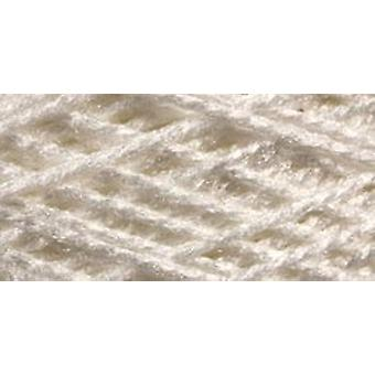 Needloft Craft Yarn 20yd-White